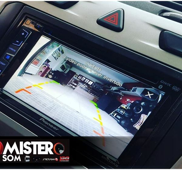 instalação de câmeras de ré carros itajai filmadora instalador preço barata promoção conserto módulos alarmes controles