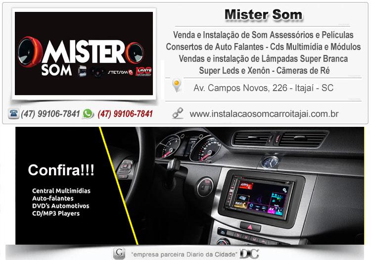 Preço instalação de som carro em Itajaí